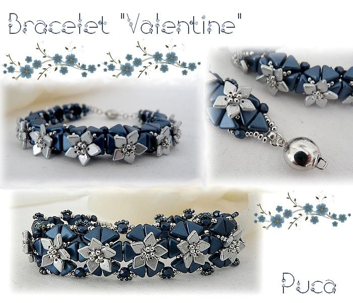 Bracelet perles kheops