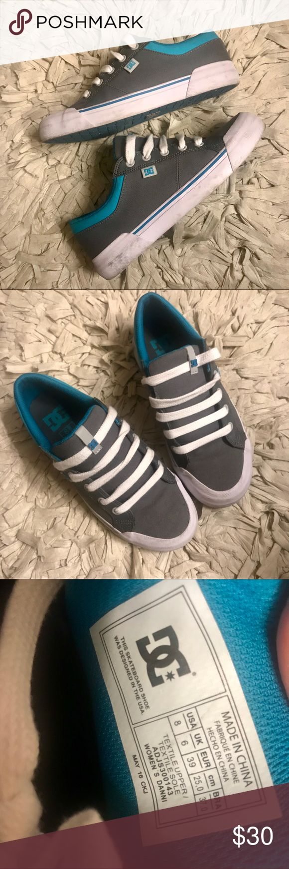 DC sneakers Gently worn a few times. In great condition DC Shoes Sneakers