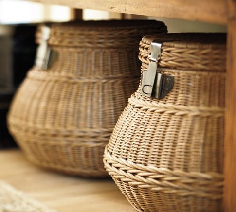 I need these baskets.  I'm not exactly sure where I would put them, but I need them anyway.