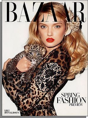 Harper's Bazaar - 2011 January - Spring Fashion Preview Fight Against Fakes | eBay