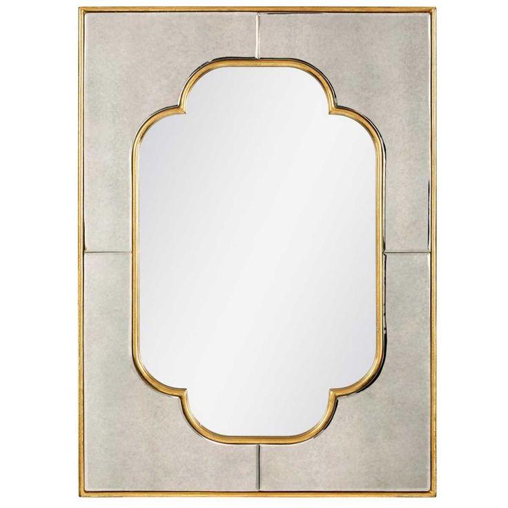 Bungalow 5 Cassia Mirror | Rectangular | Mirrors | Candelabra, Inc.