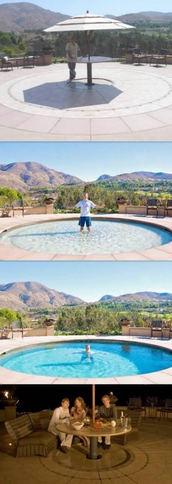 15 best ideas about walk in pool on pinterest zero for Walk in pool designs
