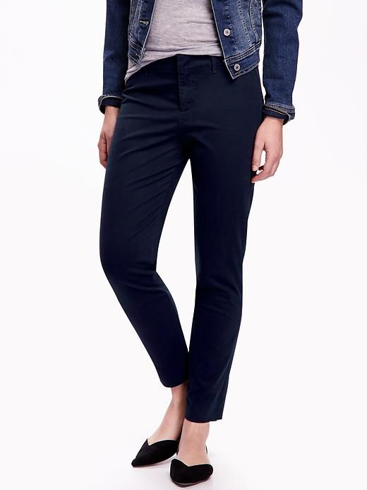 Pixie Chinos for Women $34.94 or cheaper. Just the pant. Professional and looks sleek.