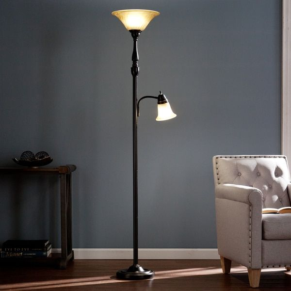 11 best home office images on pinterest cubicles home for Best floor lamp for home office