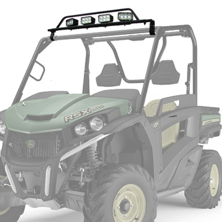 12 best John Deere Gator TSeries Accessories 6x4 4x2 images on
