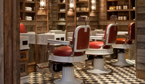A nice change, for once. A spa that caters to gentlemen at the Soho House in Miami.  #JSSpa