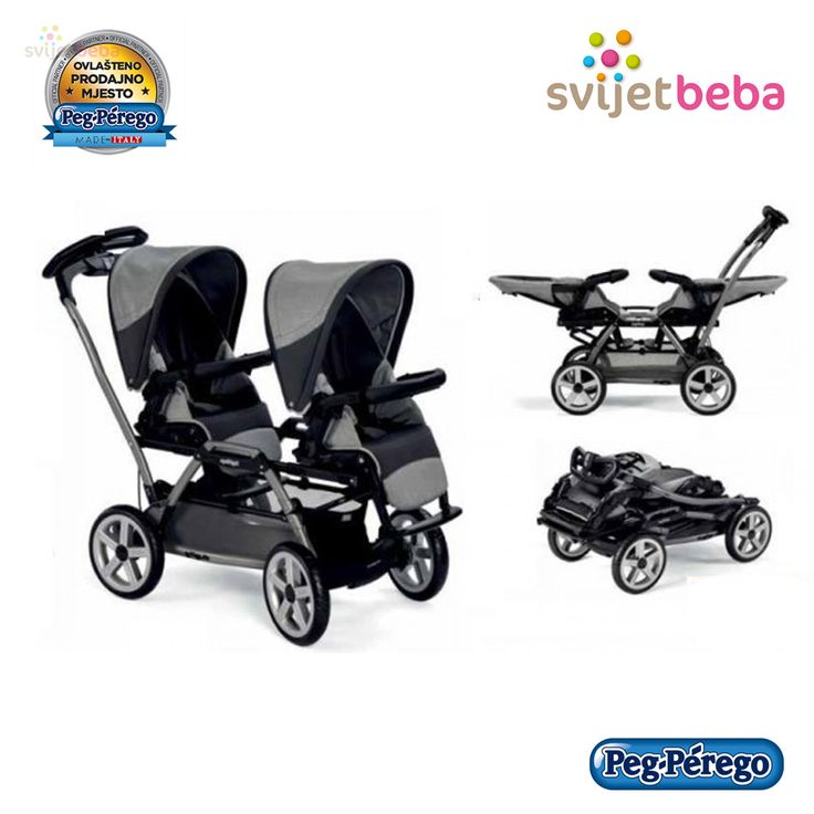 peg perego duette double stroller manual
