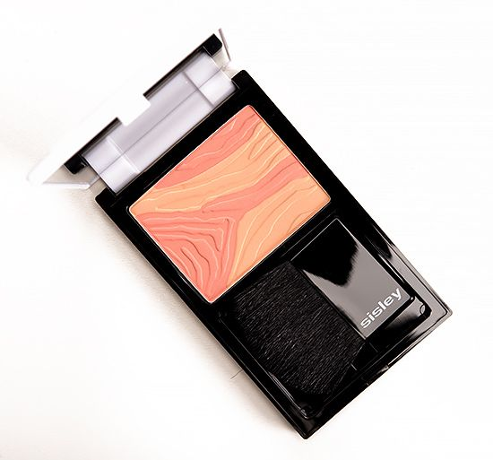 Sisley Paris Mango (3) Phyto-Blush Eclat Review, Photos, Swatches