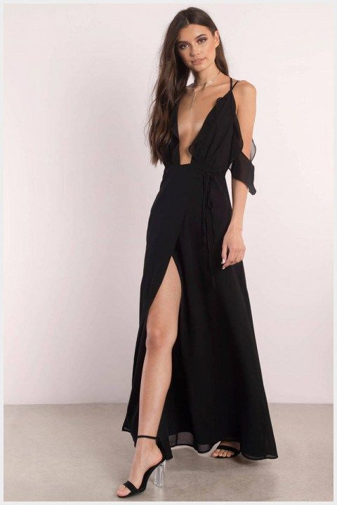 12 Lovely Maxi Dress with Slits