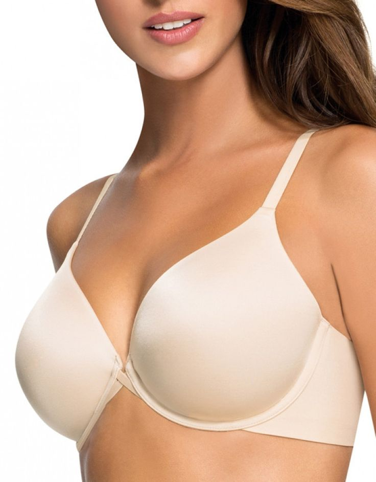 Wacoal Amazing Assets Back Smoothing T Shirt Bra 853220 Dengan