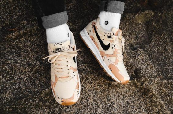 Get Ready For The Nike Air Span 2 Desert Camo | Desert camo