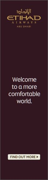 Oh I would love to be able to fly Etihad. #affiliate