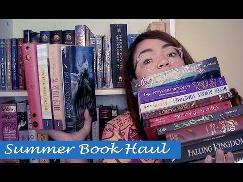 Massive Summer Book Haul