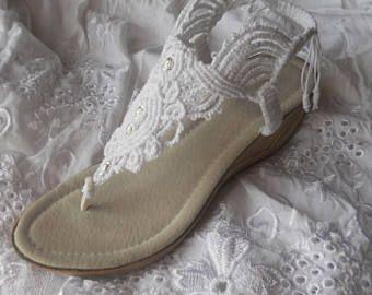 Sandalias Bohemias, Sandalias de cuero de las Mujeres, Sandalias del vintage, Sandalias cómodas y adaptables, envío libre y rápido
