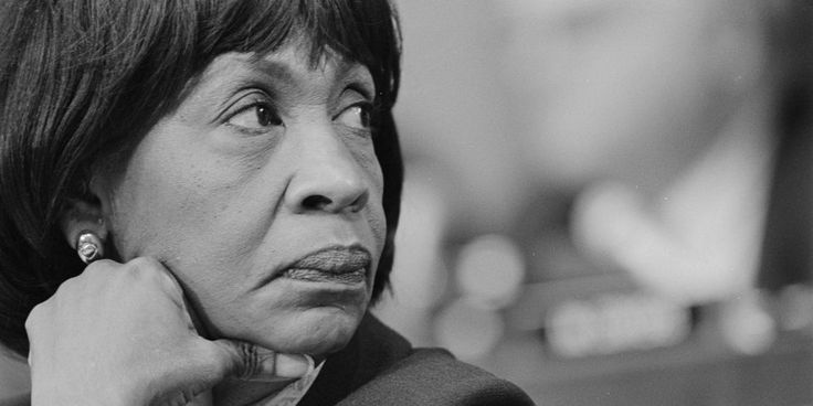 You Will Never, in Your Entire Life, Get the Best of Maxine Waters – elle.com