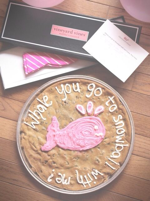 Whale you go to snowball with me?    thissssss ahh so cute