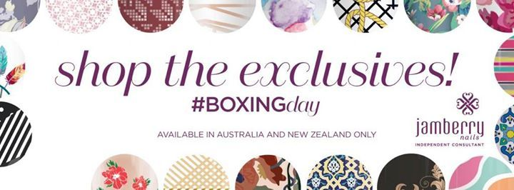 BOXING DAY SPECIAL  What we have for this one day only is:   ALL the Sisters Style Exclusive designs from the past 12 months. Standard Wrap Price: A$22 | NZ$24   6 additional throwback Sisters Style Exclusive designs Standard Wrap Price: A$22 | NZ$24   1 exclusive bonus wrap on orders of A$100 | NZ$110 or more with Free Shipping and   2 exclusive bonus wraps on orders of A$175 | NZ$192 or more with free shipping.  This is a one time opportunity to get some exclusive wraps so get them while…