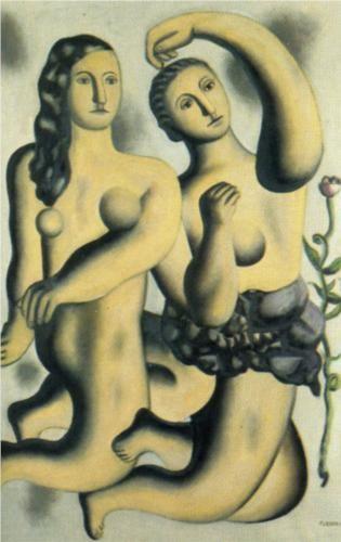 Dance - Fernand Léger