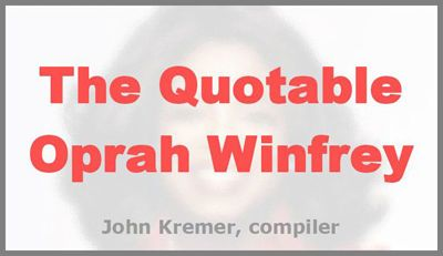 Download Your Free Copy of The Quotable Oprah Winfrey