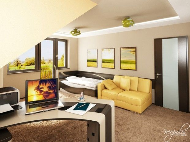60 Original Childrenu0027s Bedroom Design Showcasing Vibrant Colors