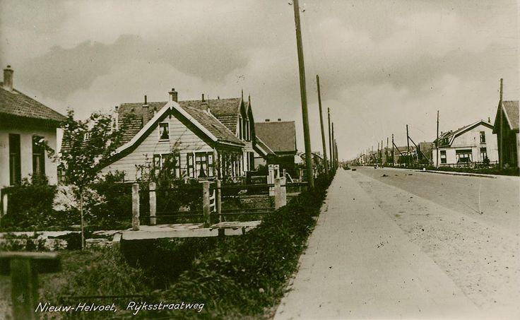 Hellevoetsluis  - Rijksstraatweg