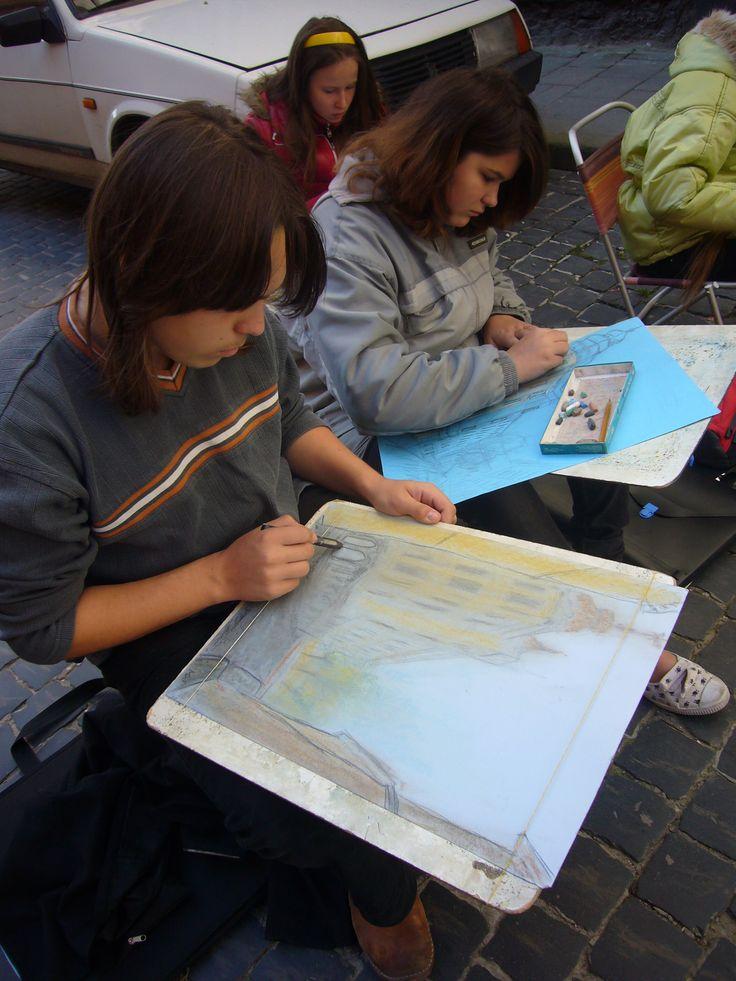 2010, восьмой класс, Львов