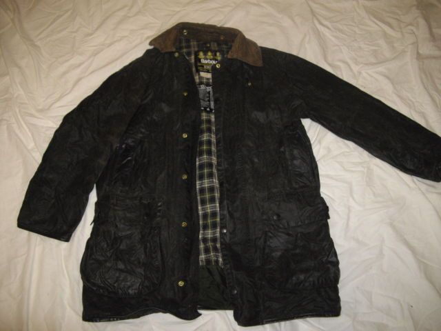Sale - MENS BARBOUR WAX JACKET COAT C40 A200 LEATHER TRIM BARGAIN PRICE | eBay
