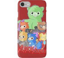 Alpacas Assemble iPhone Case/Skin