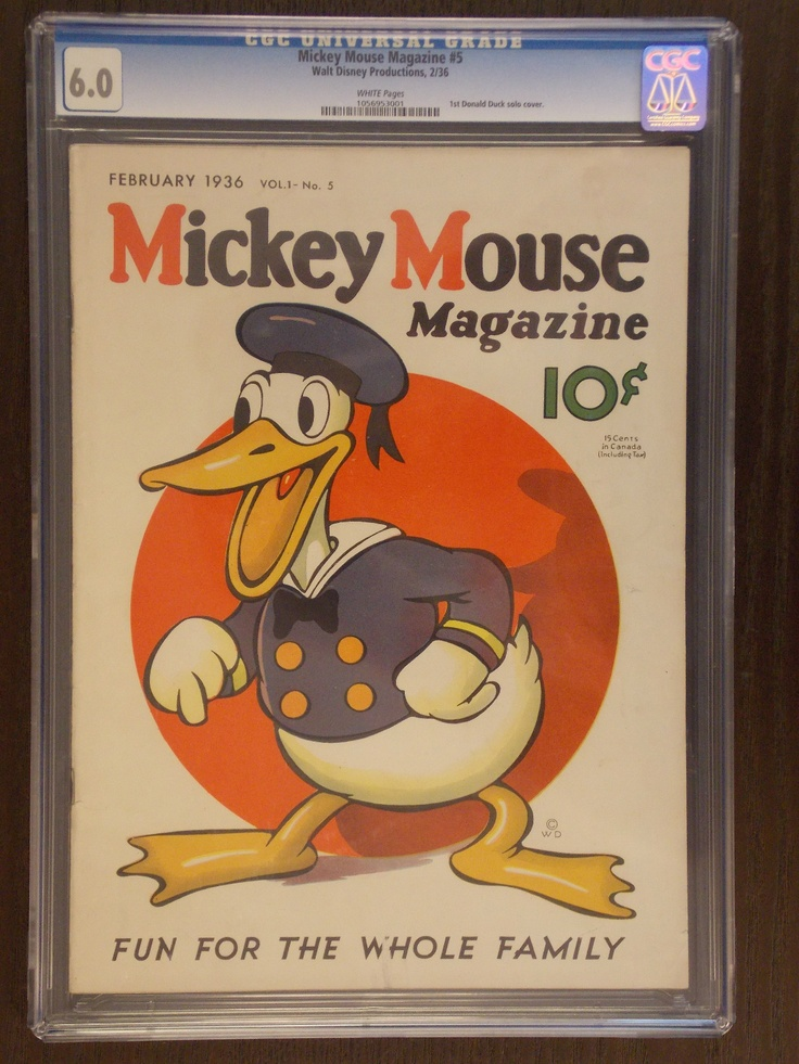 the donald duck magazine Find great deals on ebay for donald duck comics in modern us comics from 1984-present day shop with confidence.