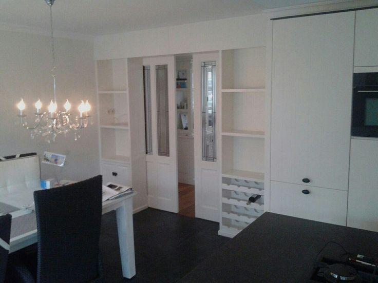 Onze nieuwe woonkeuken bijna klaar!
