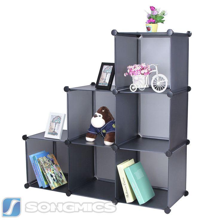 Steckregal kunststoff grau  55 besten DIY Cube Bilder auf Pinterest | Regale, Schrank und ...
