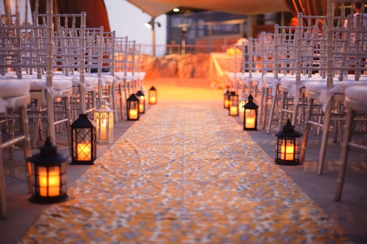 lanterns everywhere!