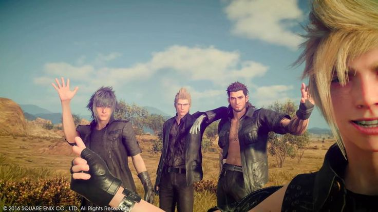 Final Fantasy Xv Wallpaper 4k Whit New Prompto By: Pin By Julie On Prompto's Photos
