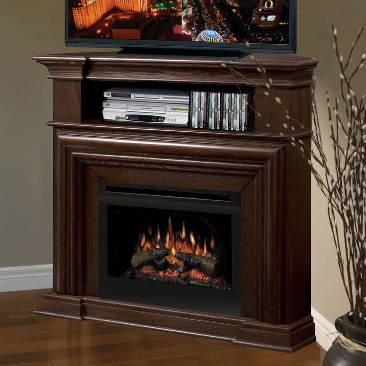 Electric Fireplace electric fireplace heater tv stand : The 25+ best Electric fireplace media center ideas on Pinterest