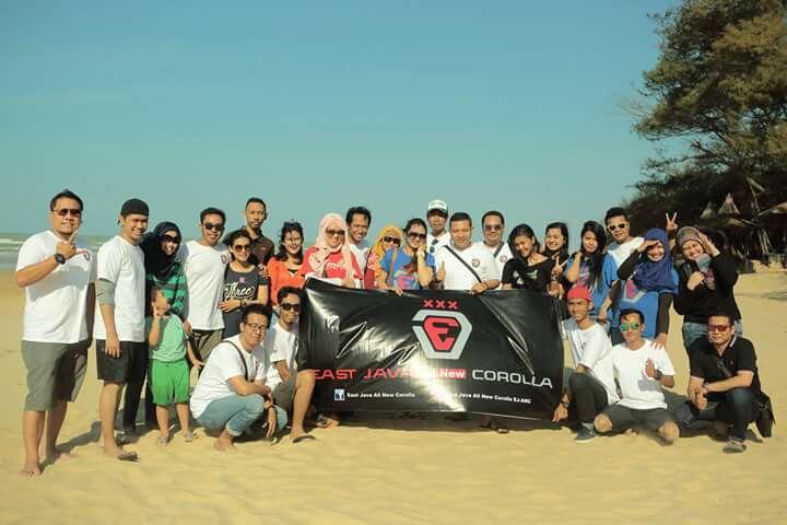 "Ejanc family ghatering ""lombang beach"""