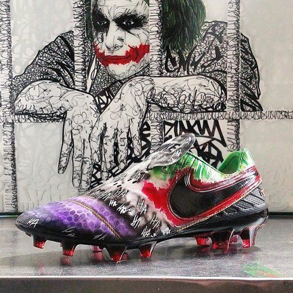 reputable site 5df84 5175a ... Patterns of Play on Joker and Football boots .