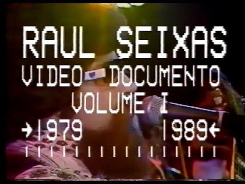 Raul Seixas - vídeo documento - volume 01