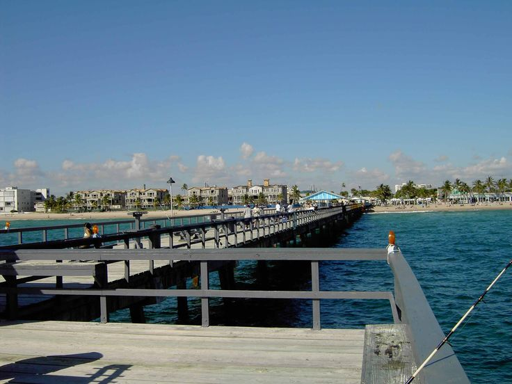 18 best brooke trace photography images on pinterest for Pompano fishing pier