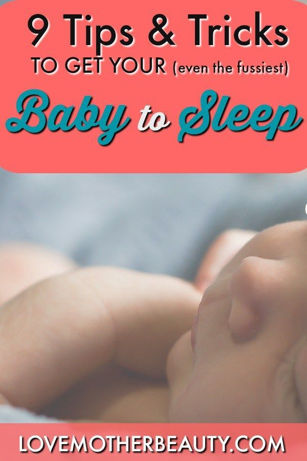 How to get a baby to sleep.  Sleep tips and tricks for getting your newborn baby to sleep.  As a foster mom I have had many experience with different children and these sleep tips work like a charm