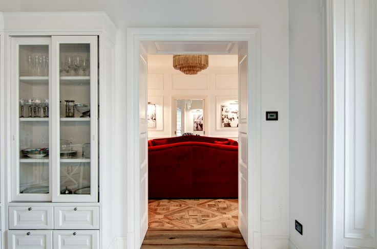 A classy chic apartment in central Milan by Nomade Architettura http://www.nomadearchitettura.com/#all