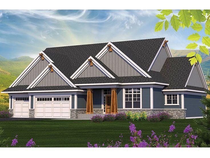 315 best House Plans images on Pinterest Dream home plans Dream