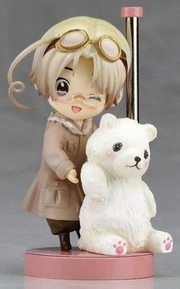 Hetalia Axis Powers - Canada - Hetalia One Coin Figure Vol. 2 - One Coin Grande Figure Collection (Kotobukiya)