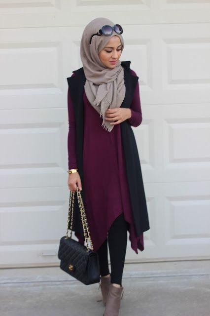 25+ best Hijab Ideas on Pinterest | Hijab styles Style hijab simple and Hijabs