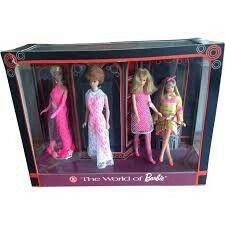 Mod World of Barbie Store Display