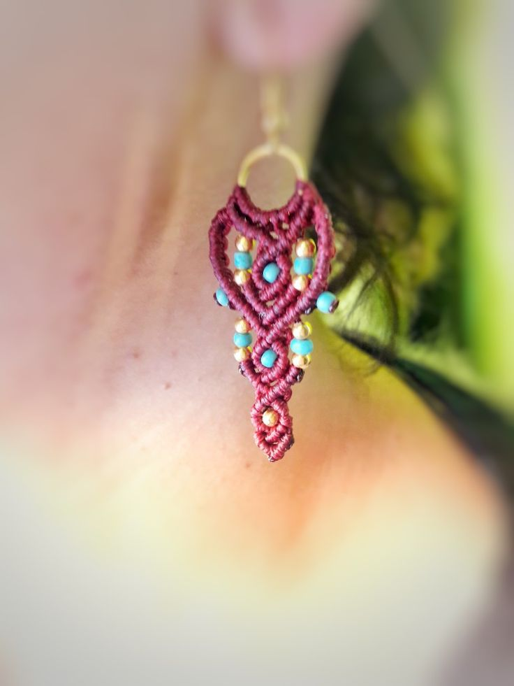 #boho earrings