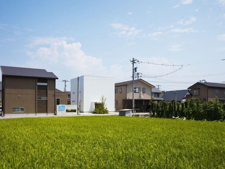 fujiwaramuro architects: house in hakusan