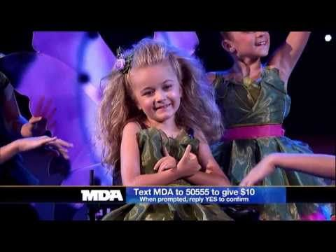 beautiful story and video - Reagan Imhoff, New Berlin , WI, National Ambassador 2014 - 2013 MDA Telethon Profile