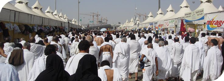 In order to attain the Hajj Visa from the Saudi Consulate, the following is the requirement:  •Passport with at least two empty visa pages & valid for the following 6 months. •Submit four recent passport size pictures with white background ONLY. •Copy of birth certificate for children. •Copy of marriage certificate for couples. •Copy of US re-entry permit (copy of Green Card is also required).  http://www.primetimetravelnyc.com/hajj-visa-requirements/