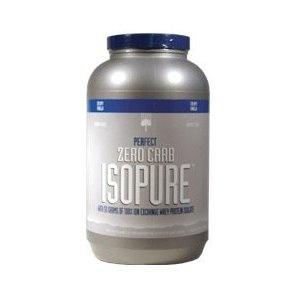I LOVE....Nature's Best: Iso Zero Carb Creamy Vanilla 3 lb...My favorite protein powder