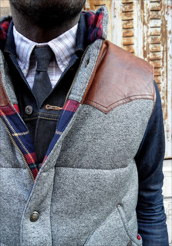 Layers | Dapper style | Men's fashion